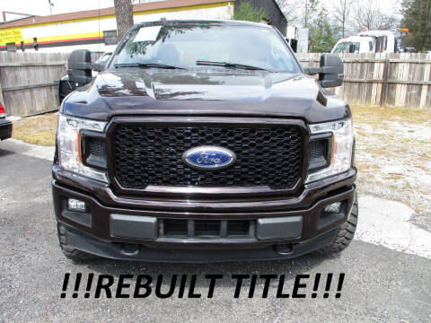 2018 Ford F-150 for sale at LOS PAISANOS AUTO & TRUCK SALES LLC in Peachtree Corners GA