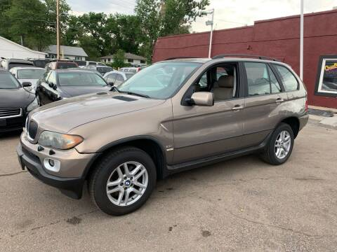 2004 BMW X5 for sale at B Quality Auto Check in Englewood CO