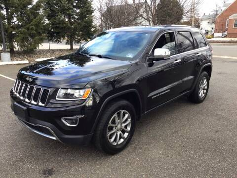 2014 Jeep Grand Cherokee for sale at Bromax Auto Sales in South River NJ
