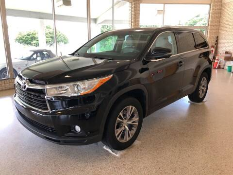 2014 Toyota Highlander for sale at Haynes Auto Sales Inc in Anderson SC