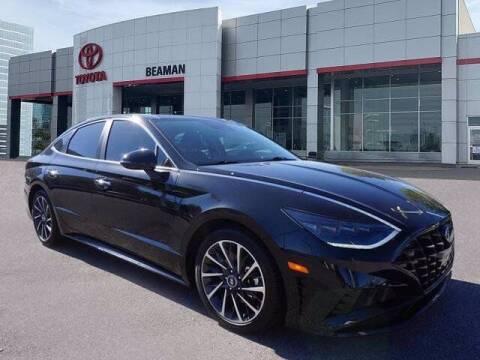 2020 Hyundai Sonata for sale at BEAMAN TOYOTA in Nashville TN
