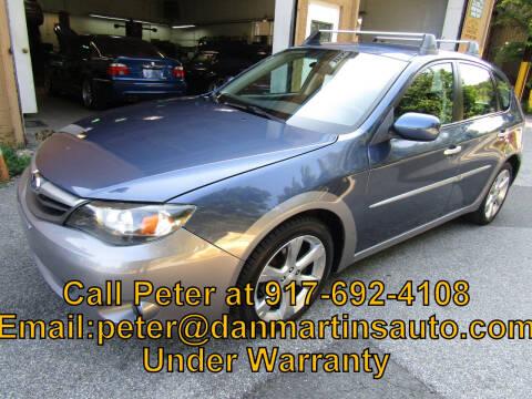 2011 Subaru Impreza for sale at Dan Martin's Auto Depot LTD in Yonkers NY