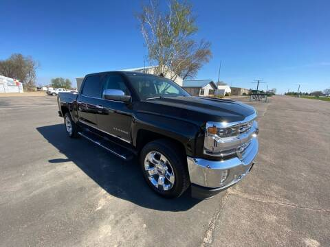 2018 Chevrolet Silverado 1500 for sale at Hill Motors in Ortonville MN