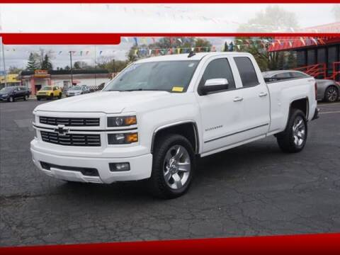 2015 Chevrolet Silverado 1500 for sale at Autowest of GR in Grand Rapids MI
