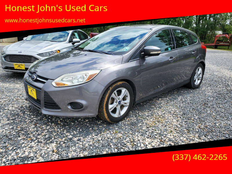 2014 Ford Focus for sale at Honest John's Used Cars in Deridder LA