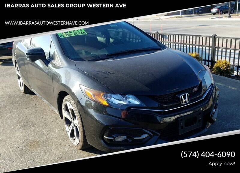 2014 Honda Civic for sale at Ibarras Group - IBARRAS AUTO SALES GROUP WESTERN AVE in South Bend IN