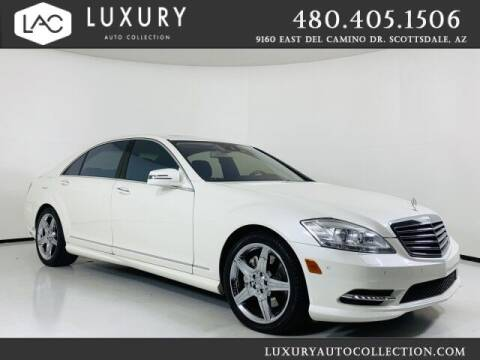 2011 Mercedes-Benz S-Class for sale at Luxury Auto Collection in Scottsdale AZ
