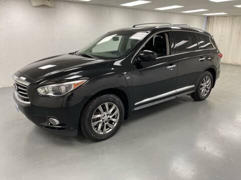 2014 Infiniti QX60 for sale at Kerns Ford Lincoln in Celina OH