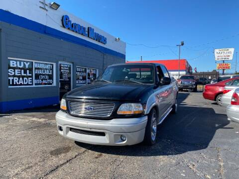 2003 Ford F-150 for sale at Global Motors 313 in Detroit MI