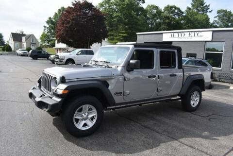 2020 Jeep Gladiator for sale at AUTO ETC. in Hanover MA