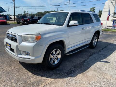2012 Toyota 4Runner for sale at Bay Motors in Tomball TX