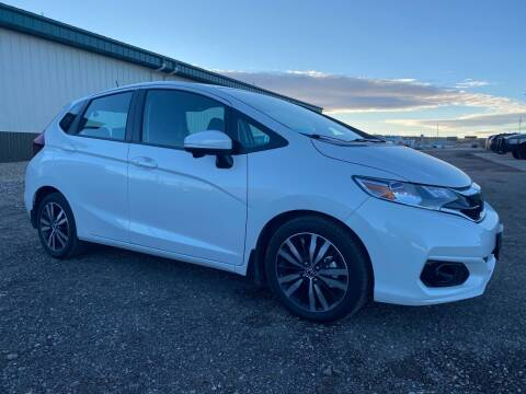 2019 Honda Fit for sale at FAST LANE AUTOS in Spearfish SD