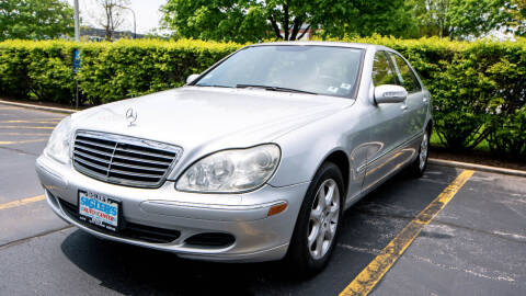 2003 Mercedes-Benz S-Class for sale at Siglers Auto Center in Skokie IL
