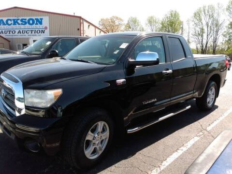 2008 Toyota Tundra for sale at AFFORDABLE DISCOUNT AUTO in Humboldt TN