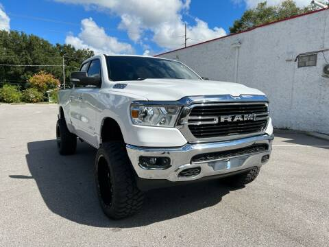 2019 RAM Ram Pickup 1500 for sale at LUXURY AUTO MALL in Tampa FL