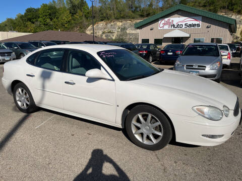 2006 Buick LaCrosse for sale at Gilly's Auto Sales in Rochester MN