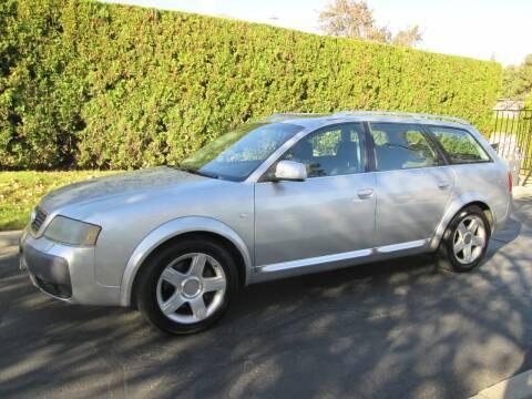 2005 Audi Allroad for sale at Top Notch Motors in Yakima WA