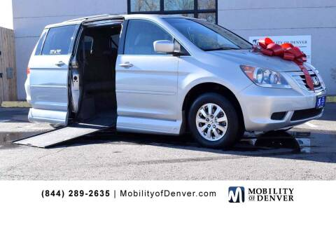2009 Honda Odyssey for sale at CO Fleet & Mobility in Denver CO
