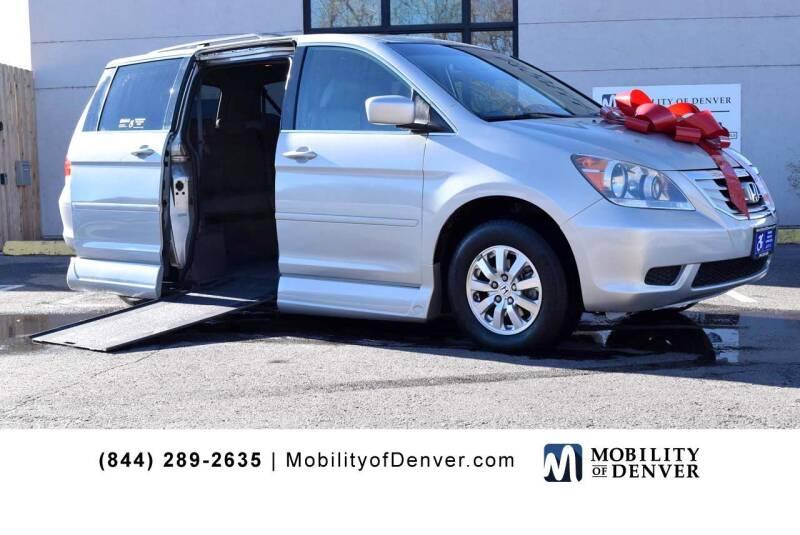 2009 Honda Odyssey for sale at CO Fleet & Mobility in Denver CO