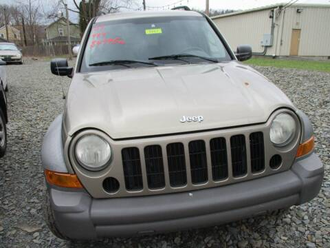 2007 Jeep Liberty for sale at FERNWOOD AUTO SALES in Nicholson PA