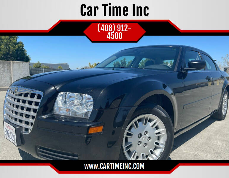 2005 Chrysler 300 for sale at Car Time Inc in San Jose CA