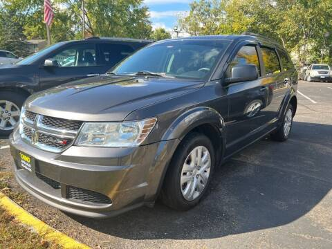 2018 Dodge Journey for sale at Chinos Auto Sales in Crystal MN