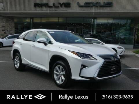 2018 Lexus RX 350 for sale at RALLYE LEXUS in Glen Cove NY