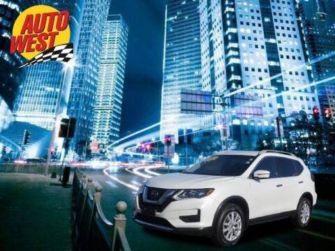 2018 Nissan Rogue for sale at Autowest of Plainwell in Plainwell MI
