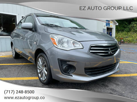 2018 Mitsubishi Mirage G4 for sale at EZ Auto Group LLC in Lewistown PA