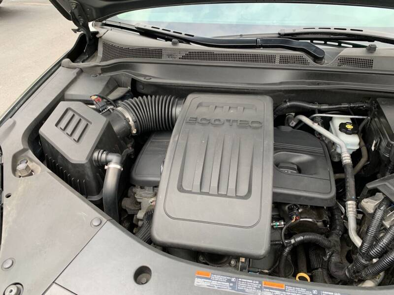 2013 Chevrolet Equinox AWD LT 4dr SUV w/ 2LT - Uniontown PA