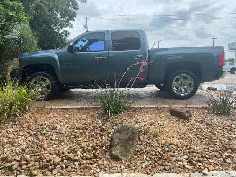 2009 Chevrolet Silverado 1500 for sale at Texas Truck Sales in Dickinson TX