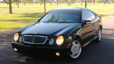 2000 Mercedes-Benz CLK for sale at CAR MIX MOTOR CO. in Phoenix AZ