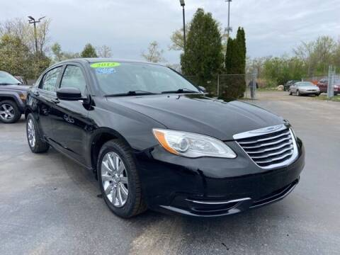 2013 Chrysler 200 for sale at Newcombs Auto Sales in Auburn Hills MI