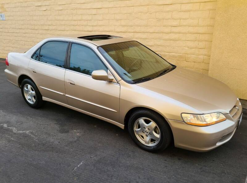 2000 Honda Accord for sale at Cars To Go in Sacramento CA