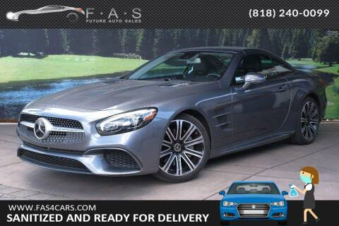 2018 Mercedes-Benz SL-Class for sale at Best Car Buy in Glendale CA