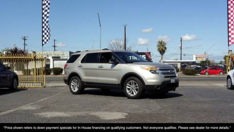 2011 Ford Explorer for sale at Westland Auto Sales in Fresno CA