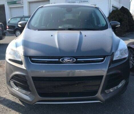 2013 Ford Escape for sale at LEB-MYER MOTORS in Lebanon PA