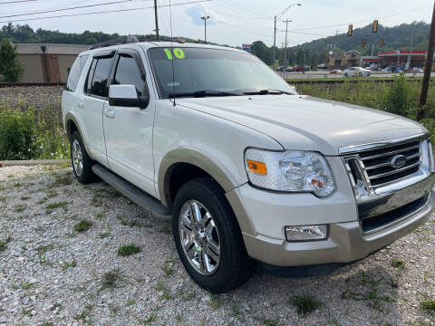 2010 Ford Explorer for sale at PIONEER USED AUTOS & RV SALES in Lavalette WV