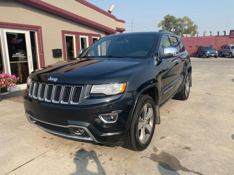 2015 Jeep Grand Cherokee for sale at Sexton's Car Collection Inc in Idaho Falls ID