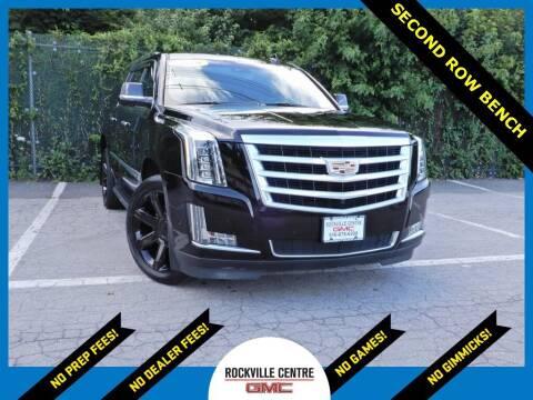 2019 Cadillac Escalade ESV for sale at Rockville Centre GMC in Rockville Centre NY