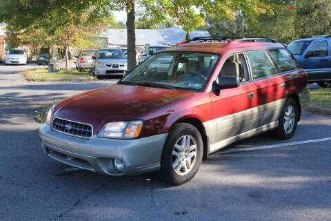 2003 Subaru Outback for sale at Auto Bahn Motors in Winchester VA