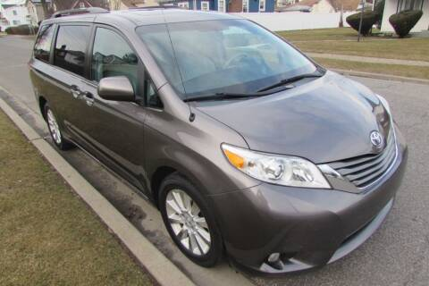 2013 Toyota Sienna for sale at First Choice Automobile in Uniondale NY