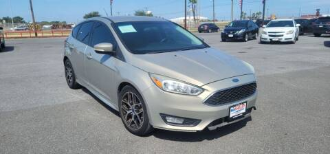2015 Ford Focus for sale at Mid Valley Motors in La Feria TX
