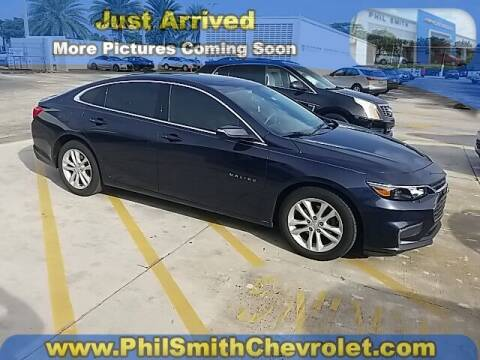 2018 Chevrolet Malibu for sale at PHIL SMITH AUTOMOTIVE GROUP - Phil Smith Chevrolet in Lauderhill FL