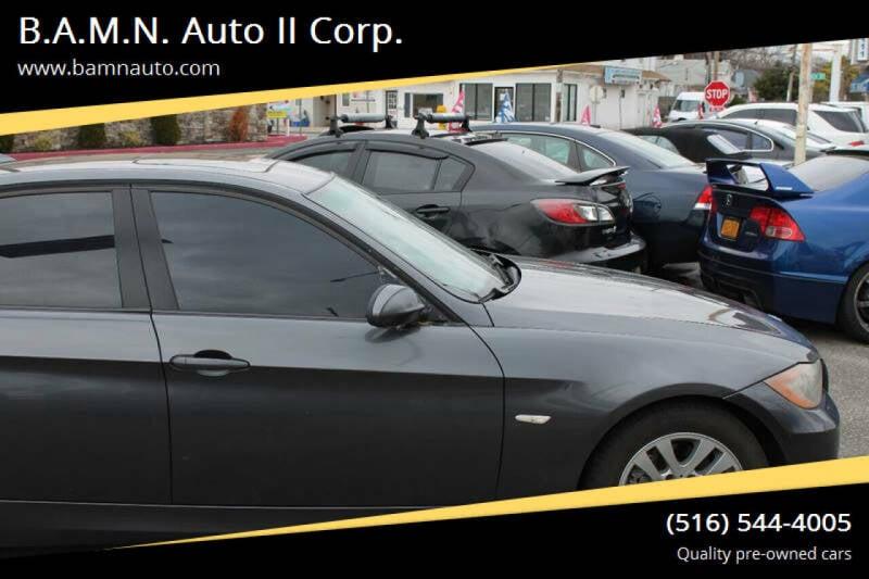 2006 BMW 3 Series for sale at B.A.M.N. Auto II Corp. in Freeport NY