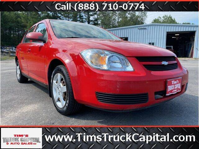 2007 Chevrolet Cobalt for sale at TTC AUTO OUTLET/TIM'S TRUCK CAPITAL & AUTO SALES INC ANNEX in Epsom NH
