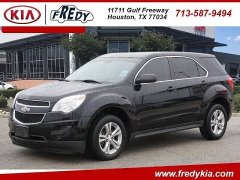 2014 Chevrolet Equinox for sale at FREDY KIA USED CARS in Houston TX