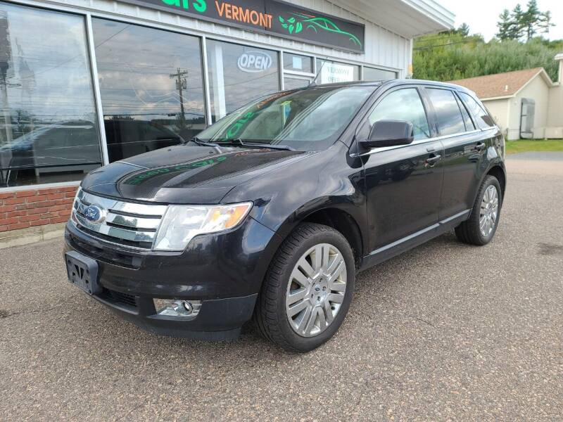 2010 Ford Edge for sale at Green Cars Vermont in Montpelier VT