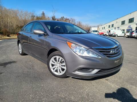 2011 Hyundai Sonata for sale at Lexton Cars in Sterling VA