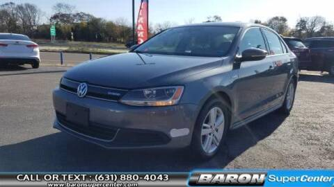 2013 Volkswagen Jetta for sale at Baron Super Center in Patchogue NY